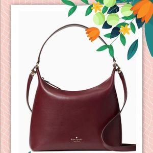NWT Kate Spade Cherrywood Shoulder Crossbody Bag